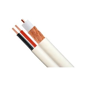 RG59 Coaxial Siamese Cable 500' pull box