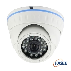 FASEE HD-TVI Outdoor Fixed Lens 2MP Dome Camera - 20 meters