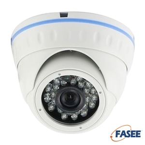 FASEE TVI Outdoor Fixed Lens 2MP Dome Camera 20 m - refurbished