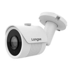 LONGSE HD-IP Outdoor Fixed Lens 3MP Bullet Camera - 30 meters