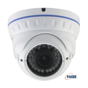 FASEE HD-IP Outdoor Varifocal PoE 3MP Dome Camera - 30 meters