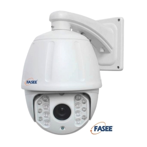 "FASEE 7"" IP Medium Speed 2MP PTZ Camera - 120 meters"