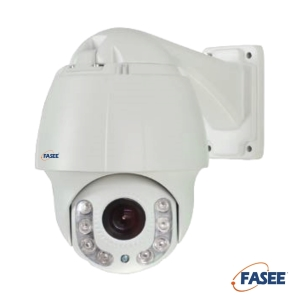 "FASEE 4.5"" Analog High Speed Mini PTZ Camera - 50 meters"
