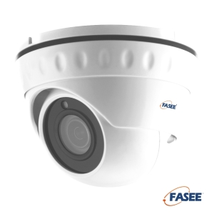 FASEE 4-IN-1 Outdoor Fixed Lens 3MP Dome Camera - 20 meters